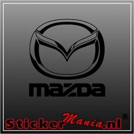 Mazda 2 sticker