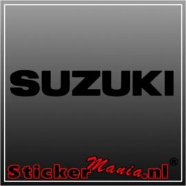 suzuki sticker
