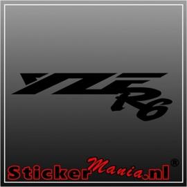 Yamaha YZF R6 sticker