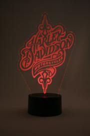 Harley davidson led lamp