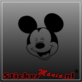 Mickey mouse 9 sticker