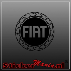 Fiat 2 sticker