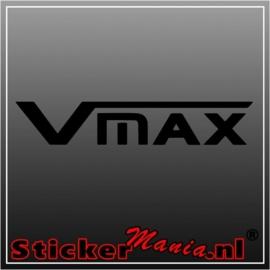 Vmax sticker