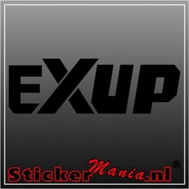 Yamaha exup sticker