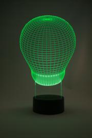 Lichtbol led lamp