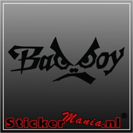 Badboy 2 sticker
