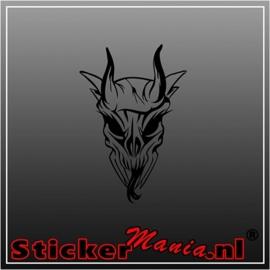 Skull 53 sticker