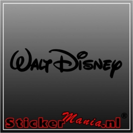 Walt disney 2 sticker