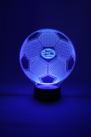 PSV voetbal led lamp