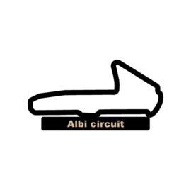 Albi circuit op voet