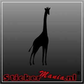 Giraffe 1 sticker