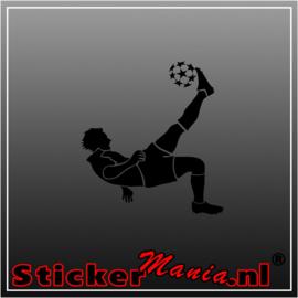 Voetbal  1 sticker