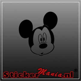 Mickey mouse 5 sticker