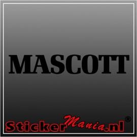 Renault mascott sticker