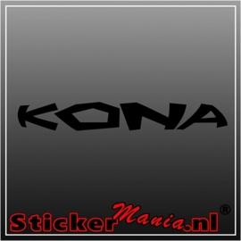 Kona 1 sticker