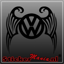 Tribal volkswagen 2 sticker