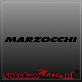 Marzocchi sticker