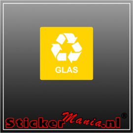 Glas vierkant