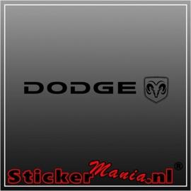 Dodge 2 sticker