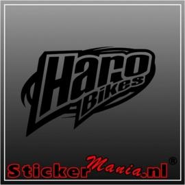 Haro bikes sticker