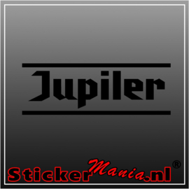 Jupiler sticker