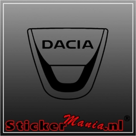 Dacia sticker