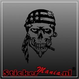 Skull 59 sticker