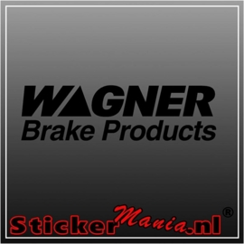 Wagner sticker