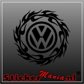Tribal volkswagen 1 sticker