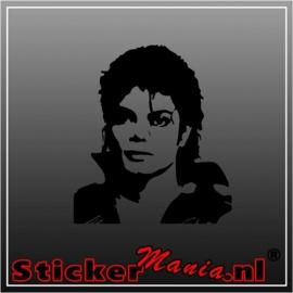 Micheal jackson 2 sticker