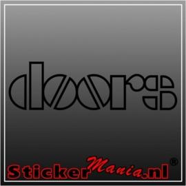 Doors sticker