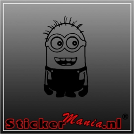 Minion 1 sticker