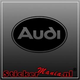 Audi 2 sticker