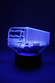 Mercedes truck led lamp