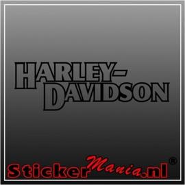 Harley Davidson 2 sticker