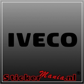 Iveco 2 sticker
