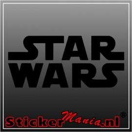 Star wars 2 sticker