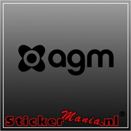 AGM sticker