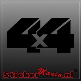 4x4 6 sticker