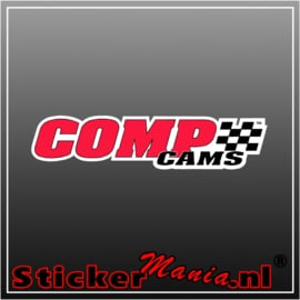 Comp Cams Full Colour sticker