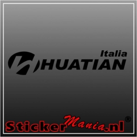 Huatian sticker
