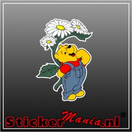 Winnie The Pooh Full Colour sticker
