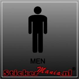 Men sticker