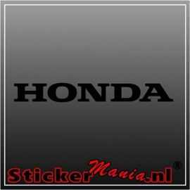Honda 3 sticker