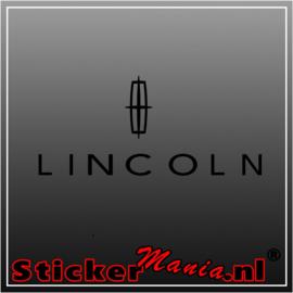 Lincoln sticker