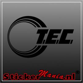 Tec 2 sticker