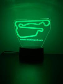 Adams motorpark ledlamp