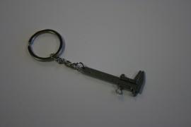Schuifmaat sleutelhanger