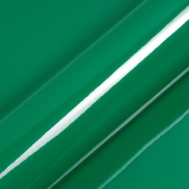 Smaragd groen glans wrap folie - HX20348B