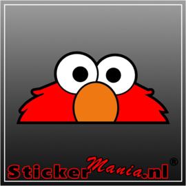 Elmo Full Colour sticker